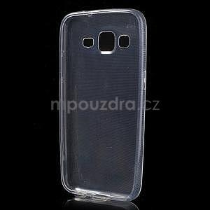 Ultra tenký slim obal na Samsung Galaxy Core Prime - transparentní - 2