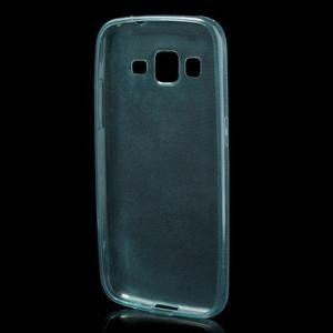 Ultra tenký slim obal na Samsung Galaxy Core Prime - světle modrý - 2