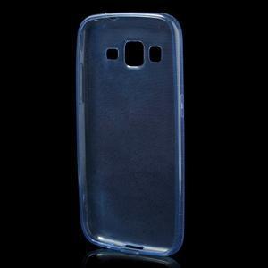 Ultra tenký slim obal na Samsung Galaxy Core Prime - tmavě modrý - 2