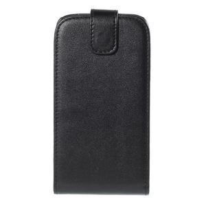 Flipové pouzdro Samsung Galaxy Core Prime - černé - 2