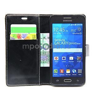 Černé pouzdro na Samsung Galaxy Grand Prime - 2