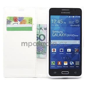 Bílé pouzdro na Samsung Galaxy Grand Prime - 2