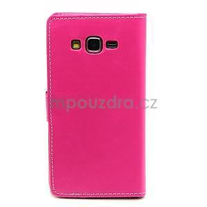 Rose pouzdro na Samsung Galaxy Grand Prime - 2