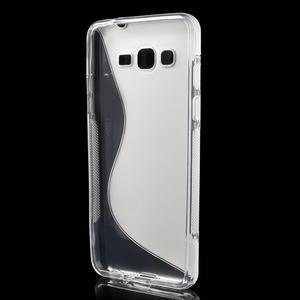 S-line gelový obal na Samsung Galaxy Grand Prime - transparentní - 2