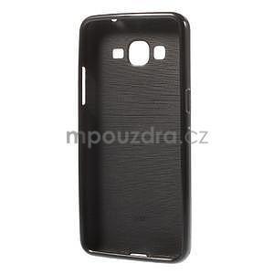 Gelový kryt na Samsung Galaxy Grand Prime - černý - 2