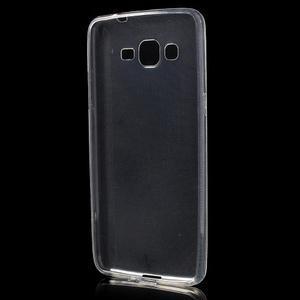 Ultra tenký obal na Samsung Galaxy Grand Prime G530H - transparentní - 2