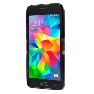 Gelový obal Samsung Galaxy Grand Prime G530H - UK vlajka - 2