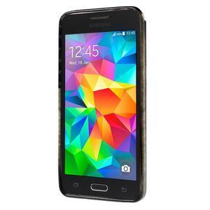 Gelový obal Samsung Galaxy Grand Prime G530H - US vlajka - 2