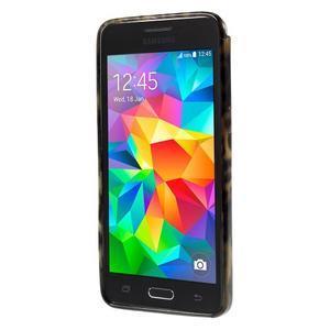Gelový obal Samsung Galaxy Grand Prime G530H - leopard - 2