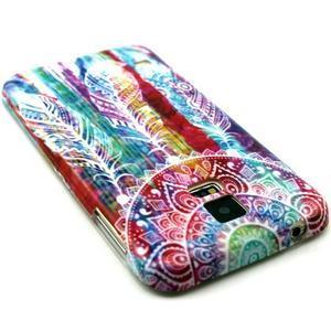 Luxury gelový obal na mobil Samsung Galaxy S5 - lapač snů - 2
