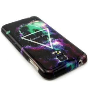 Luxury gelový obal na mobil Samsung Galaxy S5 - triangl - 2