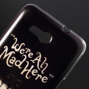 Gelový obal na Sony Xperia E4g - úsměv - 2