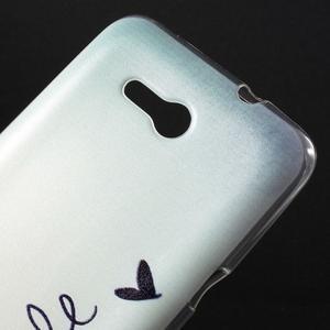 Gelový obal na Sony Xperia E4g - smile - 2