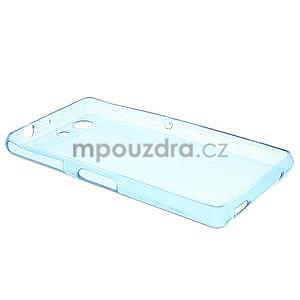 Ultra tenký slim obal na Sony Xperia Z3 Compact - modrý - 2