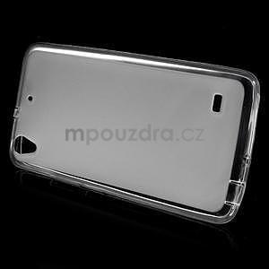 Matný gelový obal na Huawei Ascend G620s - 2