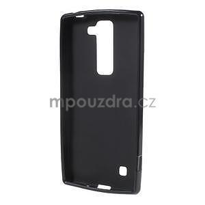 Matný gelový kryt na LG G4c H525n - černý - 2