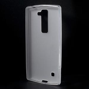 Matný gelový kryt na LG G4c H525n - bilý - 2