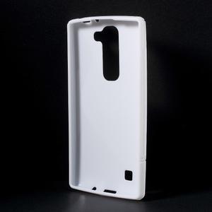 Bílý gelový obal S-line na LG G4c H525n - 2
