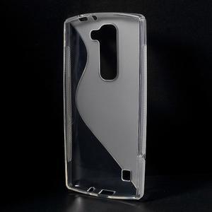 Transparentní gelový obal S-line na LG G4c H525n - 2
