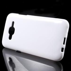 Bílý gelový kryt pro Samsung Galaxy J5 - 2