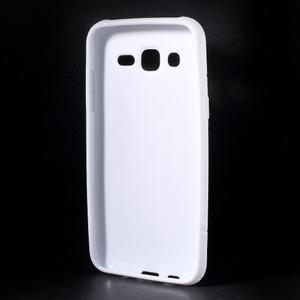 S-line gelový kryt na Samsung Galaxy J5 - bílý - 2