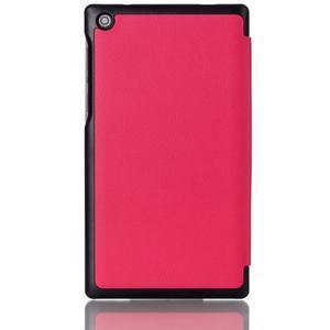 Polohovatelné pouzdro na tablet Lenovo Tab 2 A7-30 - rose - 2
