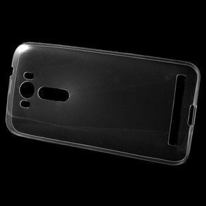 Ultratenký slim obal na Asus Zenfone 2 Laser - transparentní - 2
