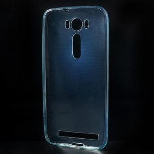 Ultratenký slim obal na Asus Zenfone 2 Laser - světle modrý - 2