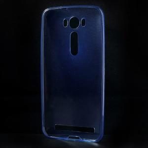 Ultratenký slim obal na Asus Zenfone 2 Laser - modrý - 2