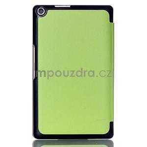 Třípolohové pouzdro na tablet Asus ZenPad 8.0 Z380C - zelené - 2
