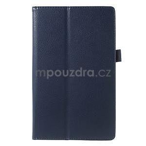 Safety polohovatelné pouzdro na tablet Asus ZenPad 8.0 Z380C - tmavěmodré - 2