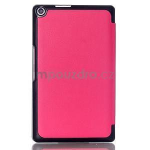 Třípolohové pouzdro na tablet Asus ZenPad 8.0 Z380C - rose - 2