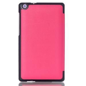 Trifold pouzdro na tablet Asus ZenPad C 7.0 Z170MG - rose - 2