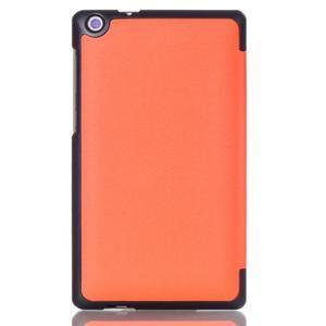 Trifold pouzdro na tablet Asus ZenPad C 7.0 Z170MG - oranžové - 2