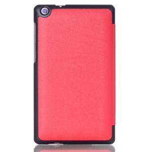 Trifold pouzdro na tablet Asus ZenPad C 7.0 Z170MG - červené - 2