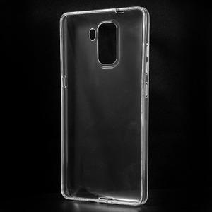 Transparentní gelový obal na telefon Honor 7 - transparentní - 2