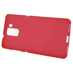 Červené gelové pouzdro na mobil Honor 7 - 2