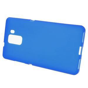Modré gelové pouzdro na mobil Honor 7 - 2