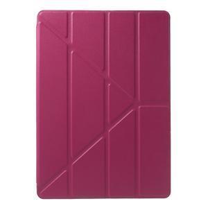 Origami ochranné pouzdro na Apple iPad Air - rose - 2