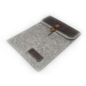 Envelope univerzální pouzdro na tablet 26.7 x 20 cm - coffee - 2
