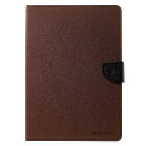Excelent Diary pouzdro pro iPad Air 2 - hnědé - 2