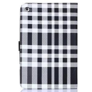 Fashion style pouzdro na iPad Air 2 - černé - 2