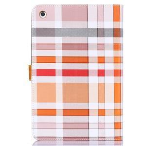 Fashion style pouzdro na iPad Air 2 - světlehnědé - 2