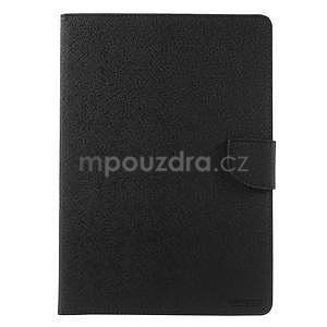 Excelent Diary pouzdro pro iPad Air 2 - černé - 2