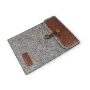Envelope univerzální pouzdro na tablet 26.7 x 20 cm - hnědé - 2
