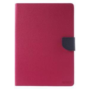 Excelent Diary pouzdro pro iPad Air 2 - rose - 2