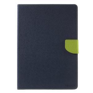 Excelent Diary pouzdro pro iPad Air 2 - tmavěmodré - 2