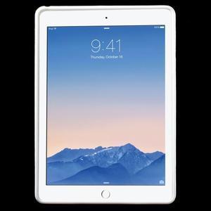S-line gelový obal na iPad Air 2 - bílý - 2