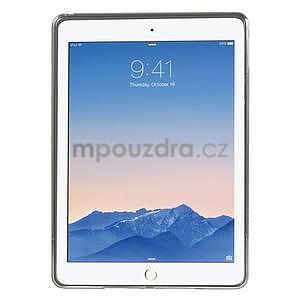 S-line gelový obal na iPad Air 2 - šedý - 2