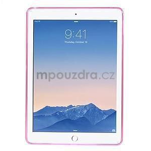 Ultra tenký slim obal na iPad Air 2 - rose - 2